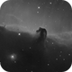 The Horsehead Nebula with NGC 7023 in Ha,                                Madratter
