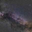 Constellation Cygnus, Lyra Widefield,                                Siegfried
