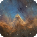 The great wall in NGC 7000 II,                                Christoph Lichtblau