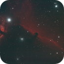Horsehead Nebula, Quick and Dirty,                                jack_dubious