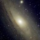 M31 - Testbild,                                Günther Eder