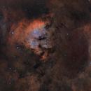 NGC 7822 Hubble palette,                                Ola Skarpen SkyEyE