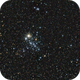 NGC 457 - Owl cluster,                                Gendra