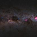 Spring Milky Way,                                Wei-Hao Wang