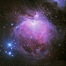 M42 Orionnebular,                                Arne Stocker