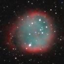 Abell 66 Planetary Nebula,                                Jerry Macon