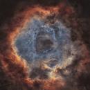 Rosette nebula Starless,                                Ola Skarpen SkyEyE