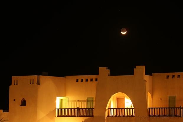 Arabian Moon,                                Wolfgang Zimmermann