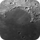 Sinus Iridium empties into Mare Imbrium,                                Jim Lafferty