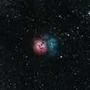 Messier 20,                                Luis Amiama