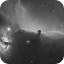 Horsehead Nebula in Ha,                                Rathi Banerjee