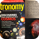 I'm in Astronomy Magazine (August 2018 Issue),                                Chuck's Astrophot...