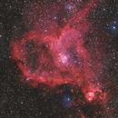 IC 1805 - The Heart Nebula,                                Rainer Raupach