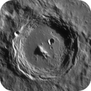 Crater Arzachel and Crater Alphonsus on 30.05.2020,                                Henning Schmidt