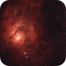My first deep sky image,                                Andy Devey