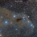 Corona Australis with Ioptron Skyguider pro,                                Rodrigo Andolfato