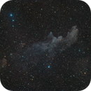 Witch Head Nebula,                                Andrew Burwell