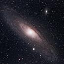 Andromedanebel,                                Rainer Kuhl