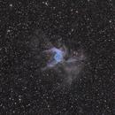 NGC 2359 - Thor´s Helmet - Ha-O3-RGB,                                equinoxx