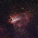 Omega Nebula (M17),                                ECNeilson