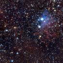 IC 405,                                Zyl