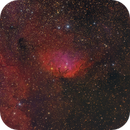 The Tulip Nebula - HRGB Plus SHO Data,                                Eric Coles (coles44)