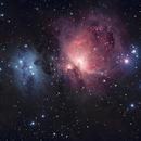 The Orion Nebula - 10/16/09,                                AstroPoverty