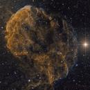IC 443 - The Jellyfish Nebula,                                Samuli Vuorinen