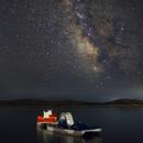 Milky Way Nightscape,                                Zelda Prozek