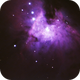 First M42 with planetary camera,                                Marcos González T...
