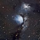 Messier 78,                                Jeff Dorman