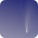 Comet Neowise C2020 F3 over Berlin,                                Astrozeugs