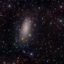 NGC 3621,                                Andrew Lockwood