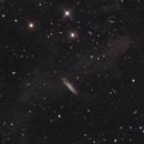 NGC 7497 - Galaxy in the Dust,                                Stefan
