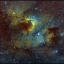 Cave Nebula,                                  Bruno