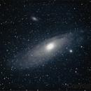 M31 Andromeda Galaxy,                                Antonio Frontera