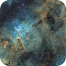 Melotte 15 - The Heart of the Heart Nebula,                                  pete_xl