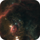 Orion,ic434, Barnard's Loop and much clouds,                                ggt
