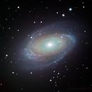 M81 - Bode's Galaxy,                                Howie Silleck