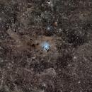 Iris Nebula,                                Andrei Gusan
