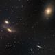 Galaxies des Yeux,                                Laurent Dutertre