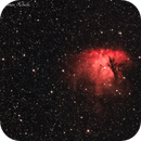 Pacman Nebula - NGC 281,                                Chief