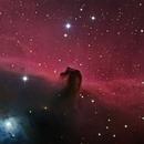 Horsehead Nebula,                                Yokoyama kasuak