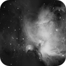 The Great Orion Nebula - Mosaic - Luminance,                                Salvopa