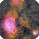 M8 - Lagoon Nebula,                                Darius Kopriva