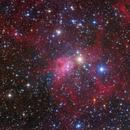 Ic417 - NGC1931,                                Péter Feltóti