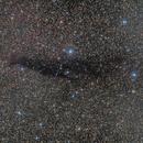 Barnard 145, constellation cygnus,                                Wolfsrudel