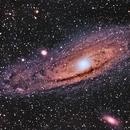 Andromeda Galaxies Update,                                isherwoodc