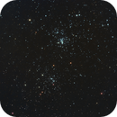 NGC 884 and NGC 869, the Double Cluster,                                Andy Rattler Brown