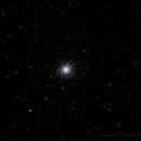 Messier 92 - Globular Cluster in Hercules,                                Gustavo Sánchez